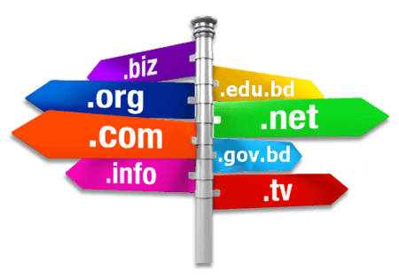 Register your Domain Name in Bangladesh